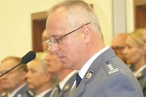 Komendant Wyższej Szkoły Policji w Szczytnie odchodzi ze stanowiska. Czy ma to związek ze skandalem?