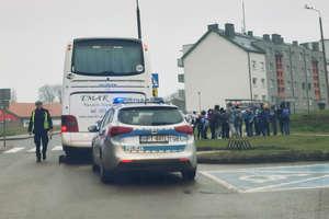 Bezpieczne ferie 2020 – autobusy szkolne na celowniku szczycieńskiej drogówki