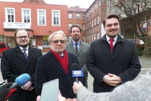 Co o pomyśle referendum w Olsztynie sądzą politycy Porozumienia? Michał Wypij i Wojciech Maksymowicz odkrywają karty
