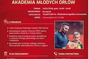 Szkolenie Mobilnej Akademii Młodych Orłów w Kurzętniku