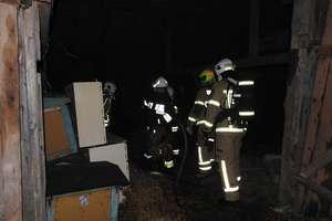 Pożar w Unikowie ugaszony w zarodku