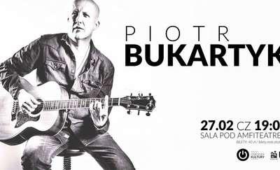 Piotr Bukartyk W Olsztynie