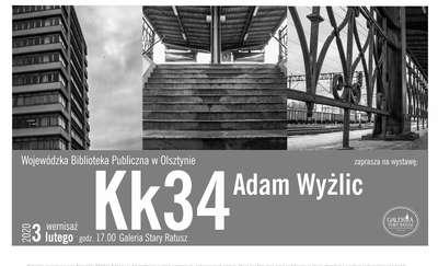 """Wernisaż wystawy fotograficznej """"KK34"""" Adama Wyżlica"""