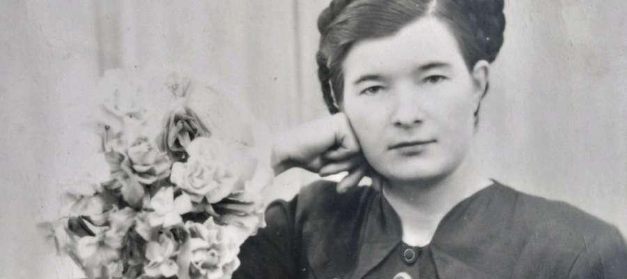 Stanisława, córka babci Wioletty Sawickiej