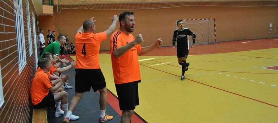 Piłkarze Gajerka mieli w niedzielę powody do radości