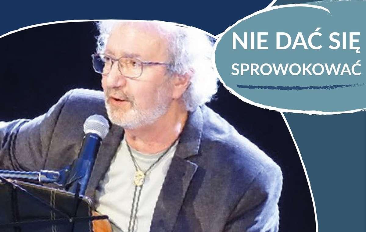 Zapraszamy na występ Krzysztofa Daukszewicza! - full image