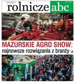 Rolnicze ABC - styczeń 2020