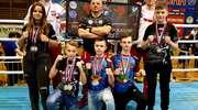 Kickbokserzy z Kurzętnika podbili stolicę Słowacji! Wrócili z 11 medalami