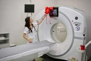 Nowoczesny tomograf znacząco przyspieszy proces diagnostyczny w olsztyńskim szpitalu [ZDJĘCIA, VIDEO]