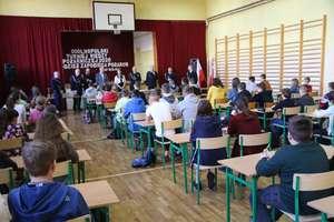 Turniej Wiedzy Pożarniczej — eliminacje miejskie w Górowie Iławeckim
