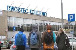 Na nowy dworzec kolejowy w Olsztynie jeszcze musimy poczekać