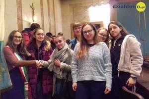 Liceum z wizytą w Valdagno we Włoszech