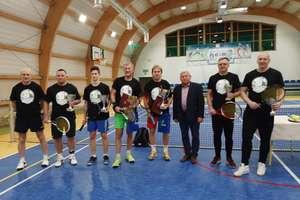 III Noworoczny Turniej deblowy tenisa ziemnego mężczyzn w Lidzbarku Warmińskim