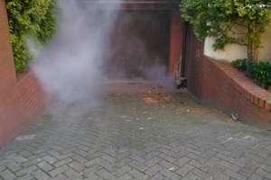 Lewy dym prosto z wody [ZDJĘCIA]
