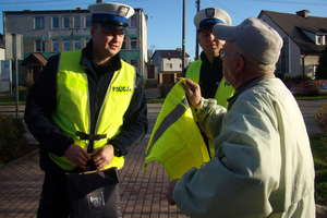 Bezpieczeństwo pieszych jest jednym z priorytetów piskiej policji w roku 2020