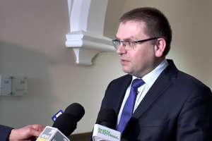 Prezes Nawacki podarł apel 31 sędziów