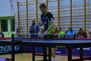 Dwóch pingpongistów Morlin Ostróda zagra w mistrzostwach Polski seniorów