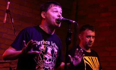 Kolejne legendy punk rocka w Mrągowie