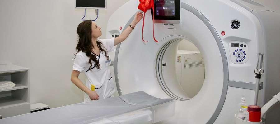 Tomograf bardzo przyspieszy proces diagnostyczny w szpitalu