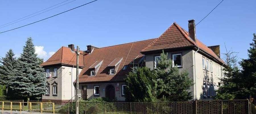 Na inwestycji szkorzysta m.in. Szkoła Podstawowa w Marcinkowie