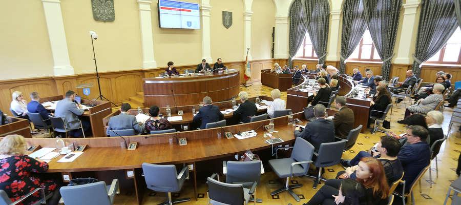 Samo istnienie kodeksu etycznego wywołuje refleksję — Robert Szewczyk, przewodniczący Rady Miasta w Olsztynie