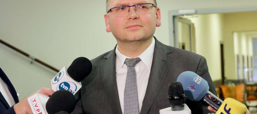 Sędzia Nawacki jest prezesem Sądu Rejonowego w Olsztynie