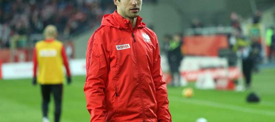 Grzegorz Krychowiak zapewnia, że drużyna Paulo Sousy ma plan na mecz ze Słowakami