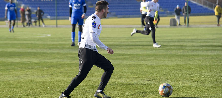 Olimpia pokonała lidera III ligi Sokół 1:0