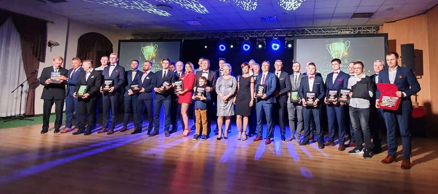 Laureatów 24 plebiscytu poznaliśmy na Balu Mistrzów Sportu w Hotelu Anders w Starych Jabłonkach
