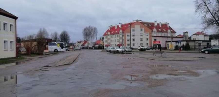 Gmina Olsztynek na początku roku rozpocznie inwestycję związaną z przebudową ulic Strażackiej i Staromiejskiej