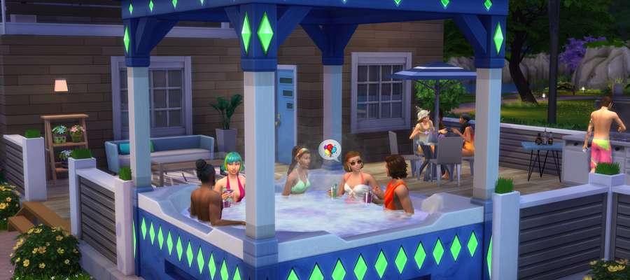 Simsy obchodzą 20 lat