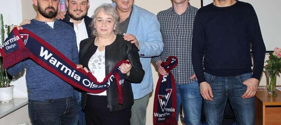 Nowy zarząd Warmii Olsztyn