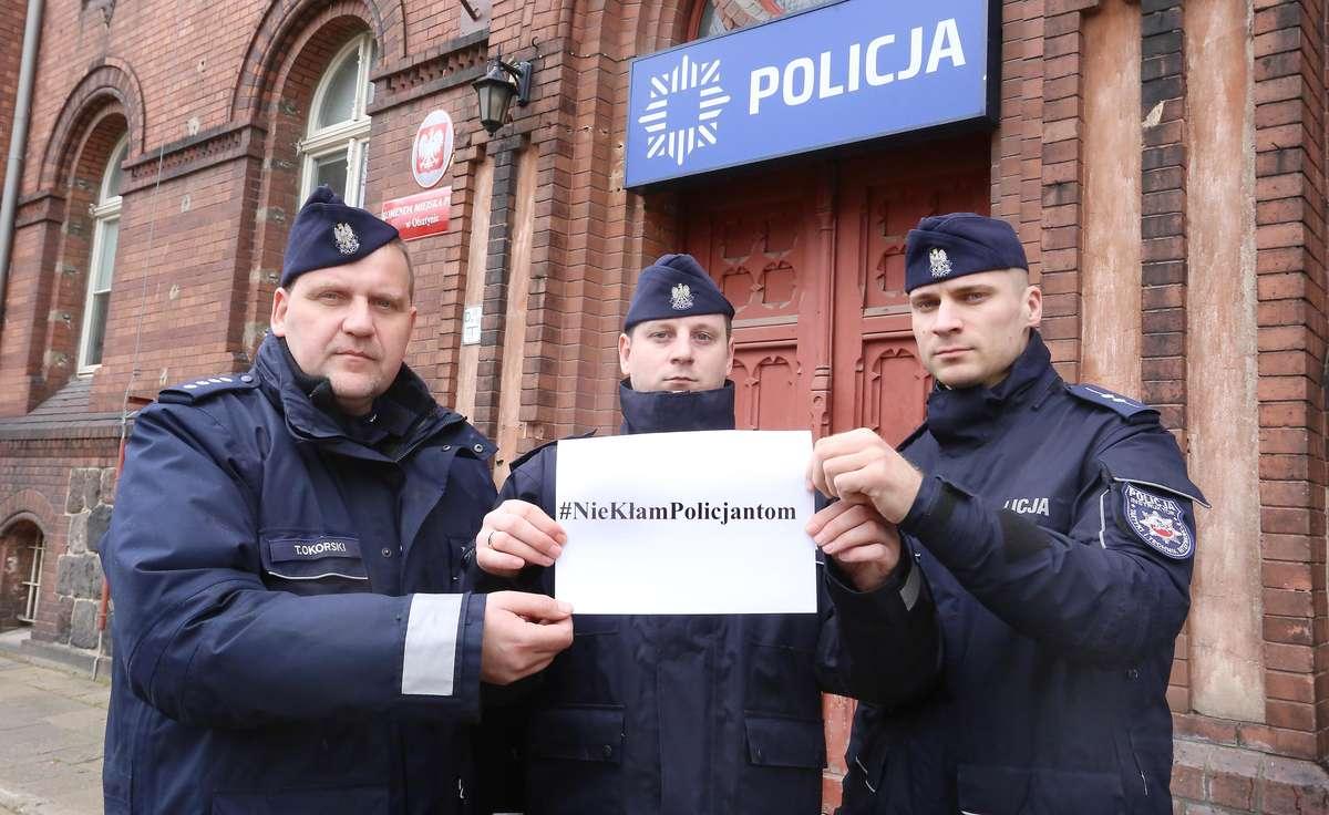 Nie kłam policjantom