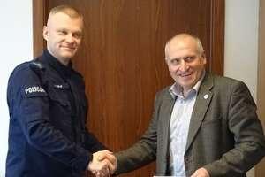 Policjanci podpisali porozumienie z ratownikami z Podwodnika
