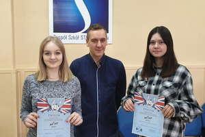 Sukces uczniów Szkoły Społecznej w Olecku