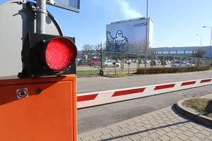 Fabryka Michelin w Olsztynie zawiesza produkcję [ZDJĘCIA]