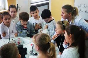 Dzień Młodego Naukowca w Szkole Podstawowej nr 3
