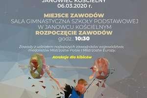 Mistrzostwa Województwa Warmińsko- Mazurskiego w Janowcu Kościelnym