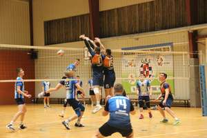 III liga siatkarzy. Team Cresovia grał ważny mecz z Masurią Volley, trzy sety i po sprawie