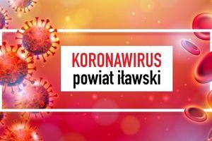 Pierwszy przypadek koronawirusa w powiecie iławskim