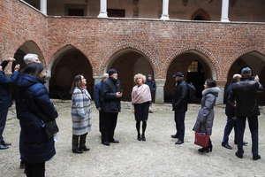 Litewscy parlamentarzyści z wizytą w Olsztynie i Lidzbarku Warmińskim