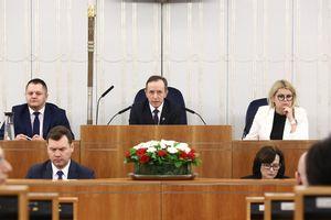 Tomasz Grodzki, marszałek Senatu: Dziurawą tarczę zamienimy w tamę antykryzysową [VIDEO]