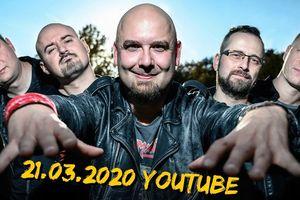Łydka Grubasa zagra w Ostródzie. Transmisja koncertu na żywo z amfiteatru w sobotę