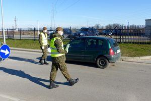 Kolejne obostrzenia przed wjazdem na teren szpitala powiatowego