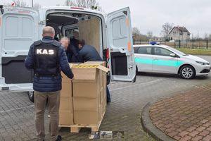 Spirytus z przestępstwa będzie wykorzystany do przygotowania preparatów dezynfekujących w regionie [VIDEO]