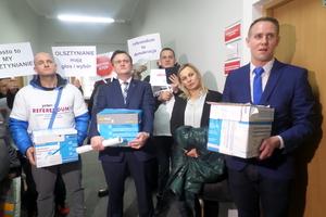 Referendum w Olsztynie nie odbędzie się. Inicjatorom zabrakło wystarczającej liczby podpisów