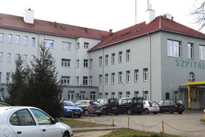 Pacjentka oddaliła się ze szpitala w Ostródzie. Wezwano policję