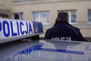 39-latek zlekceważył kwarantannę i zaatakował policjantów