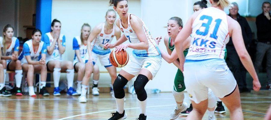 Joanna Chełchowska i jej koleżanki z KKS Olsztyn mają w tym sezonie dobre skojarzenia z AZS UW