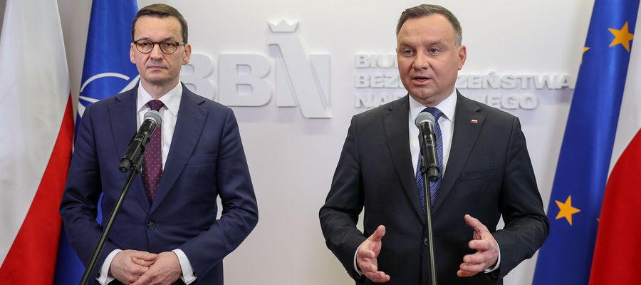 Czy wójt gminy Grunwald odczeka się odpowiedzi premiera Mateusza Morawieckiego i prezydenta Andrzeja Dudy na swój list-raport?